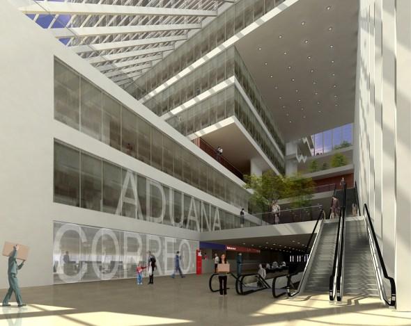 Sede Corporativa del Correo Oficial Argentina - B4FS Arquitectos