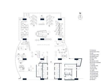 Papsa Showroom - SPACE