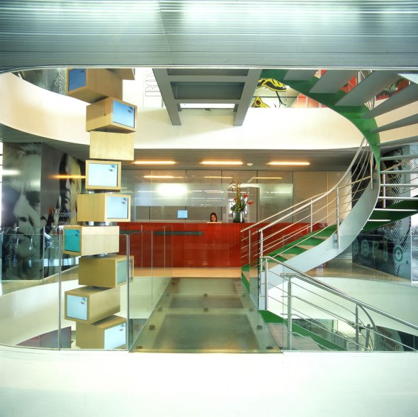 terantbwa-pLa Fábrica de Ideas Terán\TBWA - Garduño Arquitectos