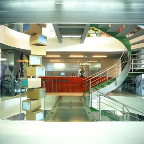 La Fábrica de Ideas Terán\TBWA - Garduño Arquitectos