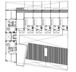 Veracruz III y IV - Planta de Acceso
