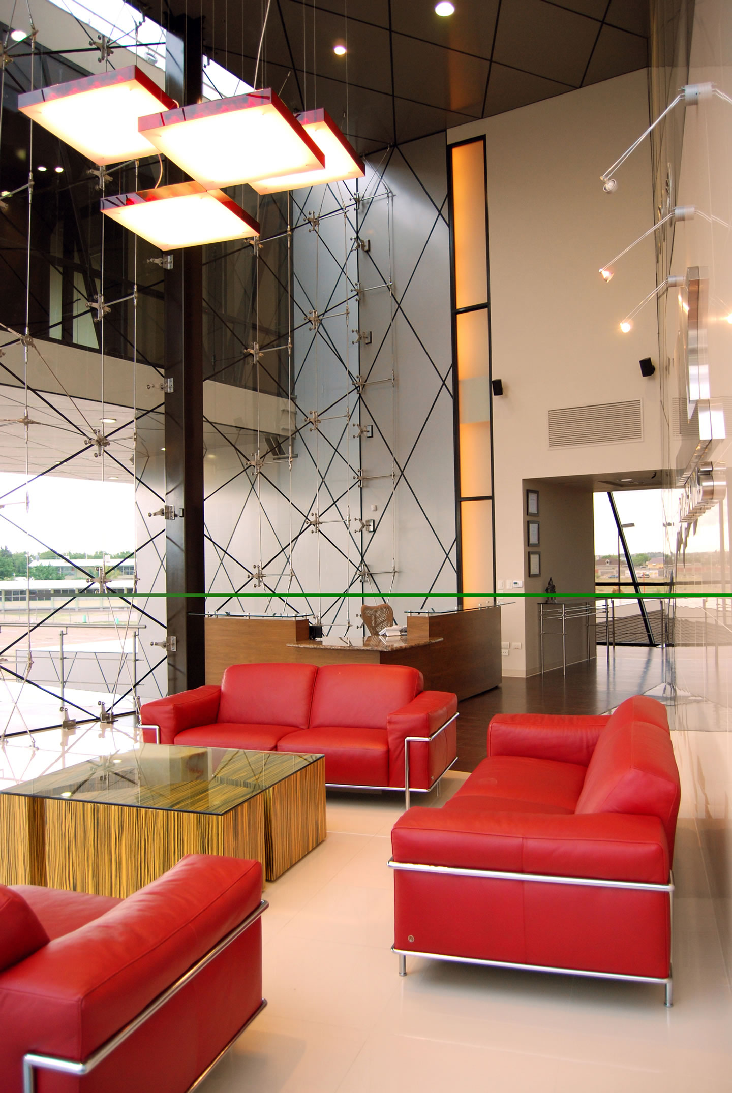 Edificio Corporativo Darcons - Arquitectura en Proceso