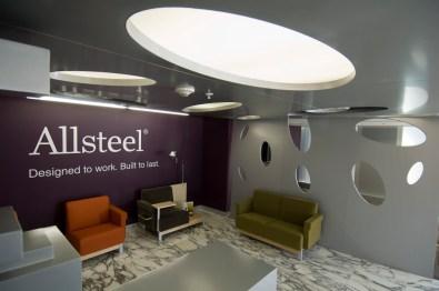 Showroom Allsteel - SPACE