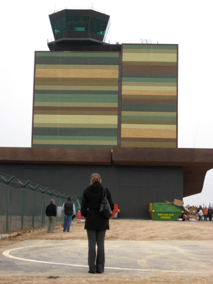 Aeropuerto Lleida-Alguaire - b720 arquitectos