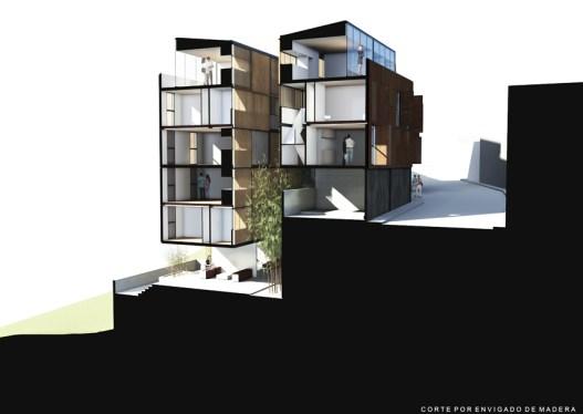 Departamentos San Juan de Dios - Duarte Arquitectos