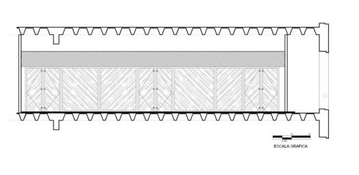 Oficinas ACBC - Pascal Arquitectos / Alzado