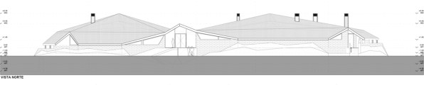 Club House Agua Vista - KLM Arquitectos