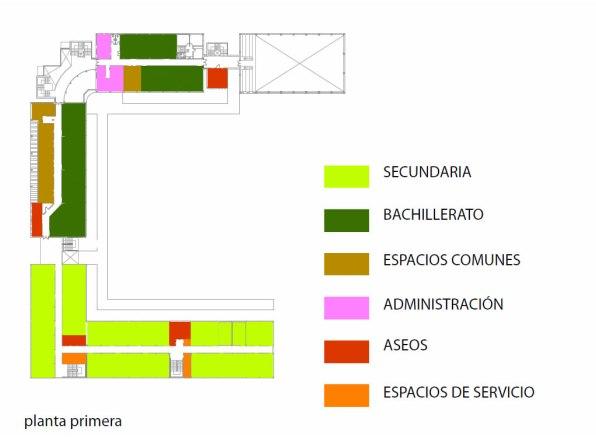Colegio Montes Obarenes - virai arquitectos