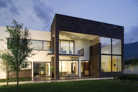 Casa Del Tec 167 Glr Arquitectos