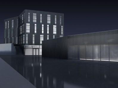 Bodega Institucional de la Grajera - VIRAI Arquitectos