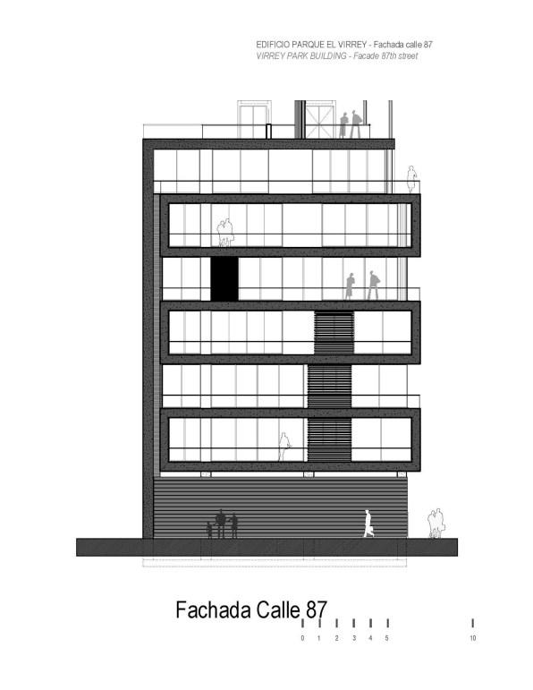 Edificio Parque El Virrey - Daniel Bonilla Arquitectos