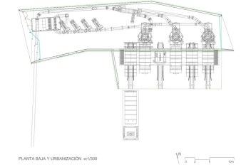 Central Recogida Residuos + Vaíllo & Irigaray / Galar