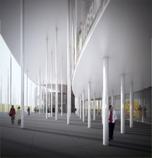 New Taipei City Museum of Art - DCPParquitectos