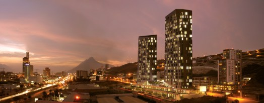 Magma Towers - GLR Arquitectos