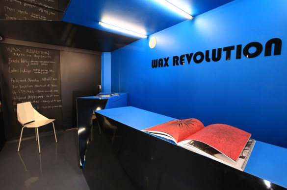 Wax Revolution Polanco - ROW Studio