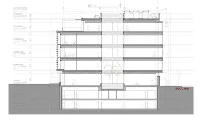 Oficinas Vitoria - lh14 arquitectos