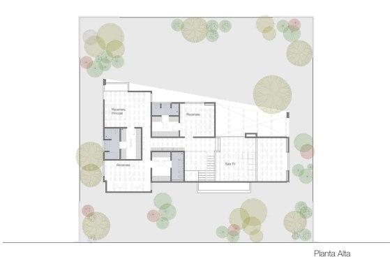 Casa en Metepec - DAFdf arquitectura y urbanismo