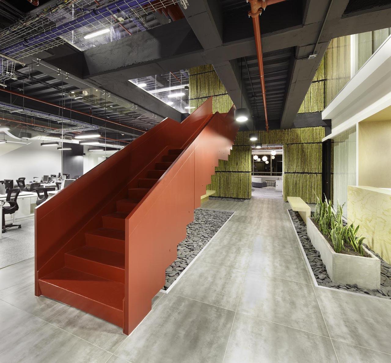 Oficinas JWT - AEI Colombia