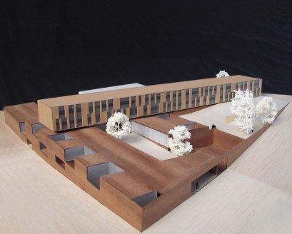 IES y Escuela de Hostelería en Plasencia - Landínez + Rey | equipo L2G arquitectos