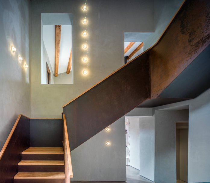 Masía en Les Gavarres - ZEST architecture
