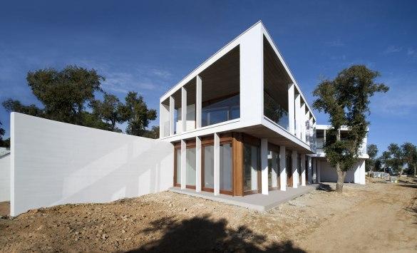 Casa T - Cubus, Taller d'Arquitectura