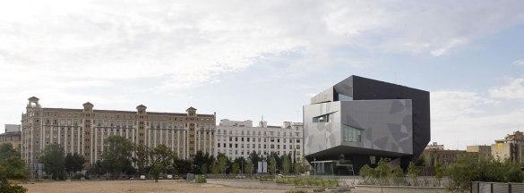 Centro Cultural Caixaforum - Estudio Carme Pinós