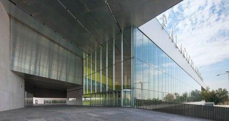 Palacio de Congresos de Sevilla - Guillermo Vázquez Consuegra