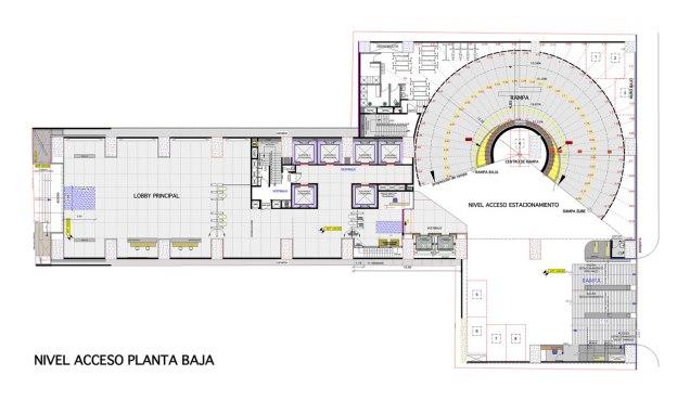 Corporativo Reforma Diana - Arditti + RDT arquitectos