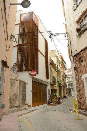 Casa Can Bouer - Jordi Queralt + La Boqueria