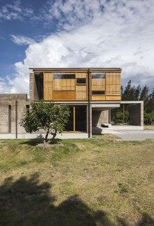 Casa En Cotacachi - Arquitectura X