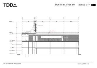 Balmori Rooftop Bar - TDDA