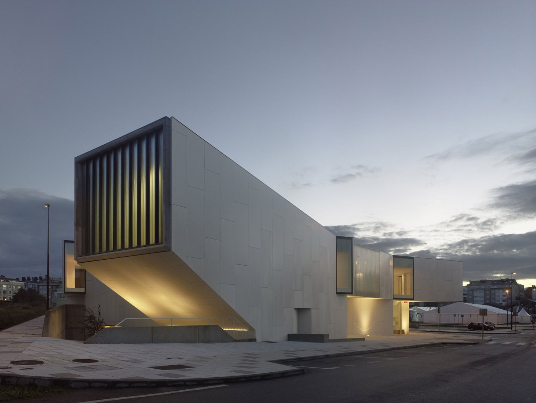 Biblioteca de Carballo - Óscar Pedrós