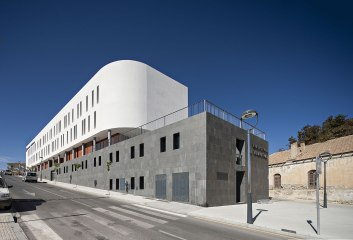 Biblioteca Municipal de Baza - a(r+t)arquitectos