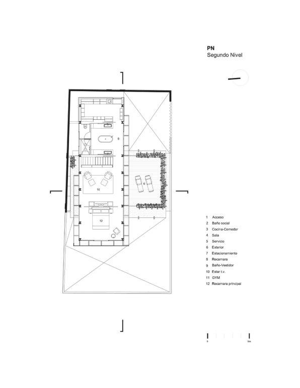 Casa PN - ZD+A