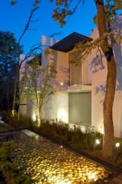 Casa en el Bosque - Agraz Arquitectos