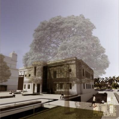 Museo del Bicentenario - José María Torres, Luciano Jaime Castillo