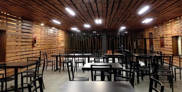 Asadero Popular Rico Pollo - Natura Futura Arquitectura
