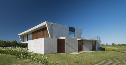 Yacht Club House - Estudio Ramos