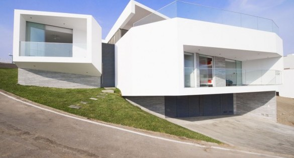Casa J4 - Vértice Arquitectos