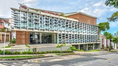 Edificio Spectra - Espacio Colectivo Arquitectos