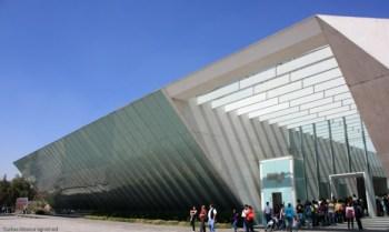 Museo Universitario Arte Contemporáneo - Teodoro González de León