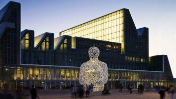 Palacio de Congresos de Aragón: Expo 2008 - Nieto Sobejano Arquitectos
