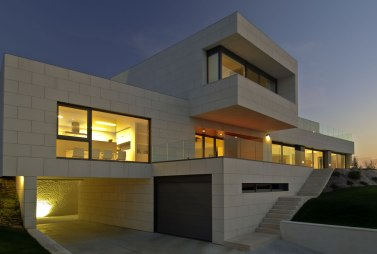 Vivienda Unifamiliar en Perbes - Díaz y Díaz Arquitectos
