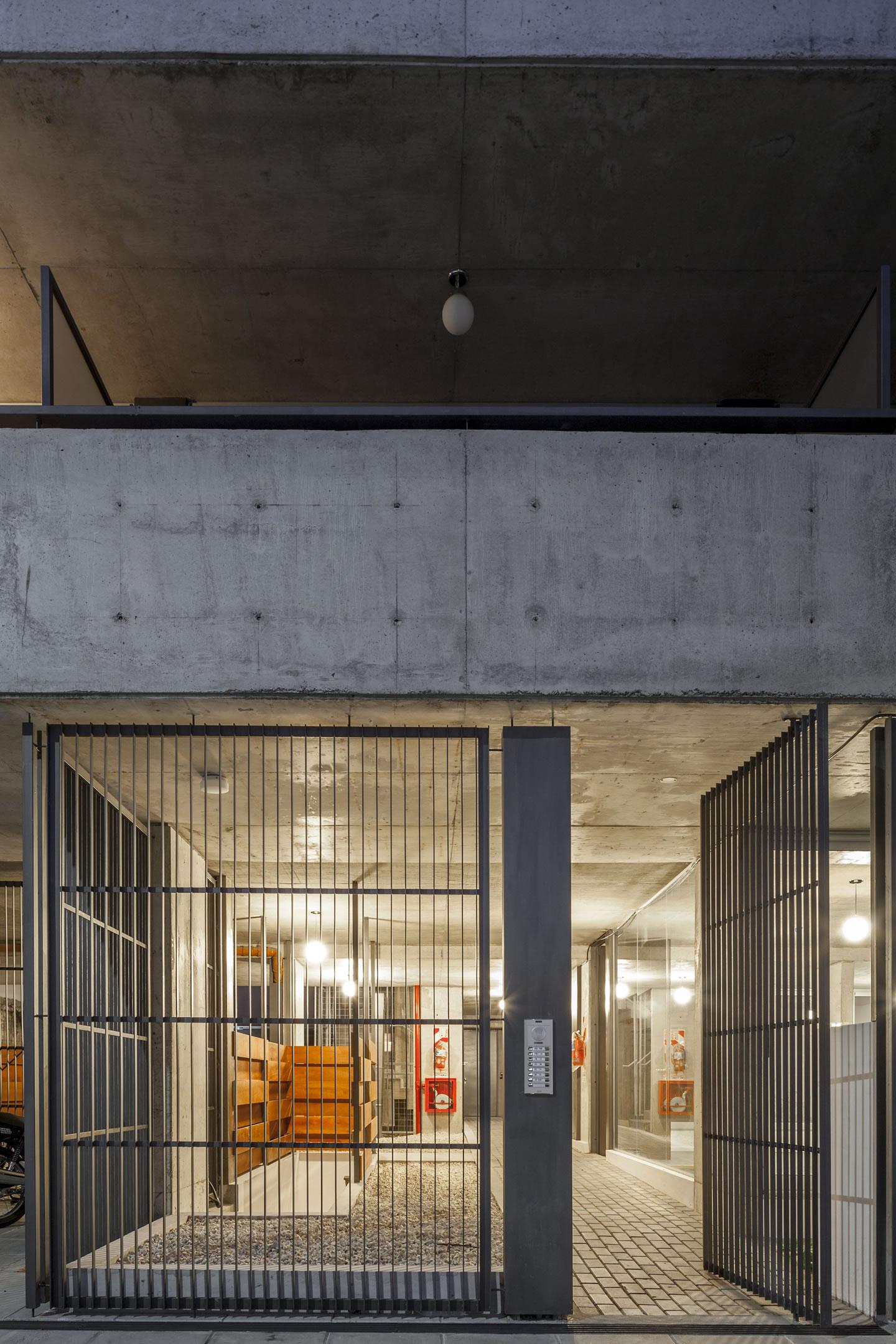Edificio Le Bretón - Barq