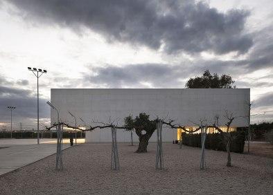 """Pabellón Multiusos """"Escola Gavina"""" - Gradolí & Sanz"""
