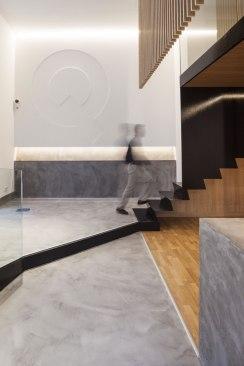 Nueva oficina de ARQUIA en Gijón - Rubio Bilbao Arquitectos