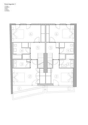 Dos Viviendas en Redes - Díaz y Díaz Arquitectos