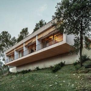 Casa LLP - Alventosa Morell Arquitectes