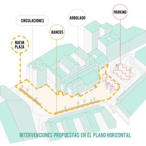 Rehabilitación Plaza de San Miguel - OOIIO