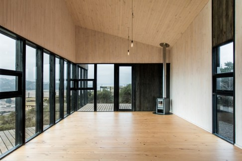 Casa Encallada - Whale! ARCHITECTURE
